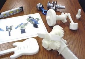 3D Yazıcı Ürünleri