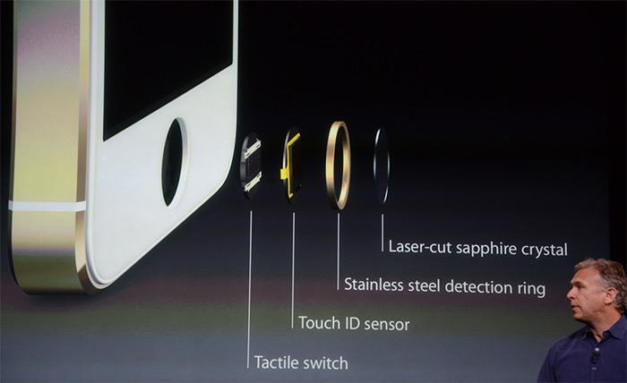iPhone 5S Home Butonu ve Parmak İzi Sistemi