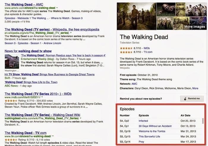 Walking Dead Google Arama Sonuçları