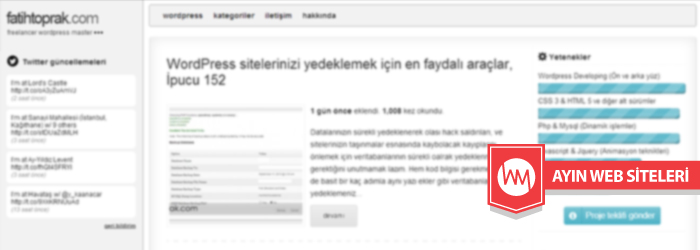 fatihtoprak.com