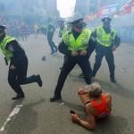 Boston Maratonu'ndaki bombalı saldırı | Fotoğraf: John Tlumacki / 15 Nisan 2013