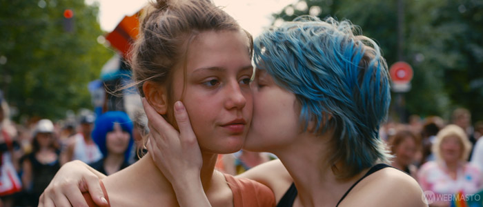 La vie d'Adèle Blue Is the Warmest Color Mavi En Sıcak Renktir