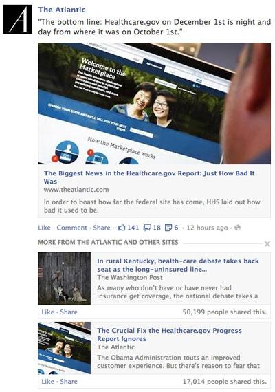 facebook ilgili bağlantılar