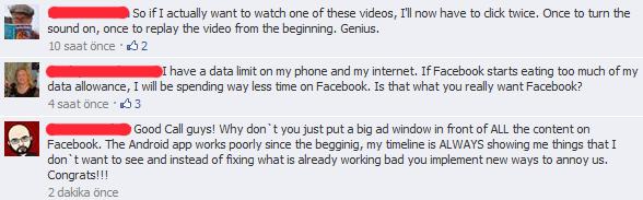 facebook video reklam
