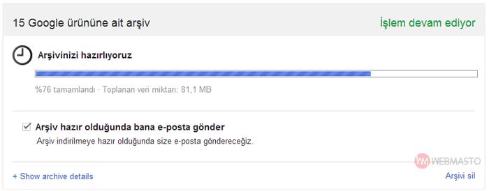 google arşiv 1
