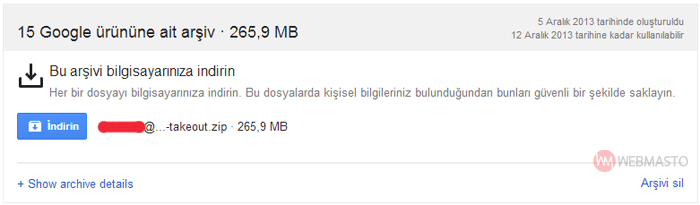google arşiv 2