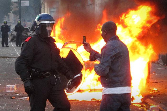 2011 Londra Ayaklanması'ndan bir kare - Fotoğraf: Getty Images/Getty