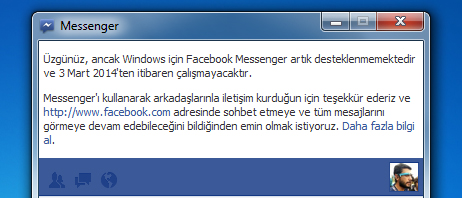 Facebook Messenger - Windows