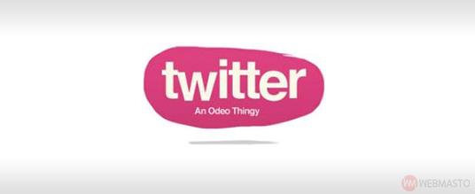 Twitter'ın kurucu ortaklarından olan Biz Stone tarafından duyurulan ilk logo çalışması.