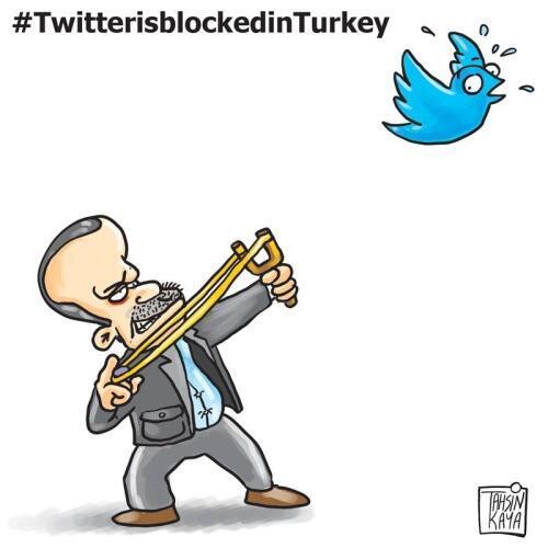 Başbakan, Sapan, Twitter kuşu