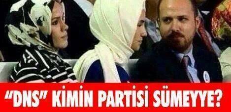 Bilal Erdoğan'ın olayı anlamaması