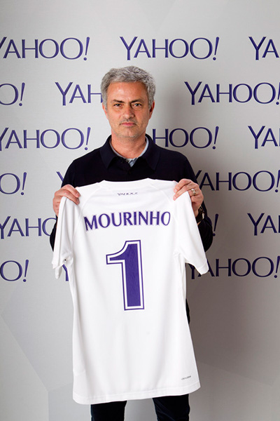 Jose Mourinho - Yahoo