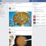 Yeni Facebook Haber Akışı tasarımı