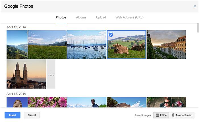 Google fotoğrafları