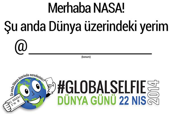 Nasa - #GlobalSelfie