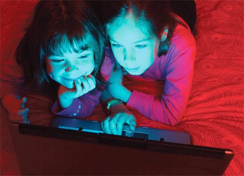 Sosyal medya ve çocuk