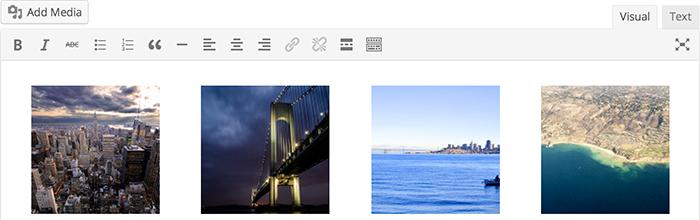 WordPress paneli üzerinde ortam düzenlemesi