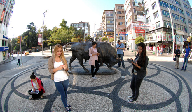 Istanbul Ücretsiz WiFi