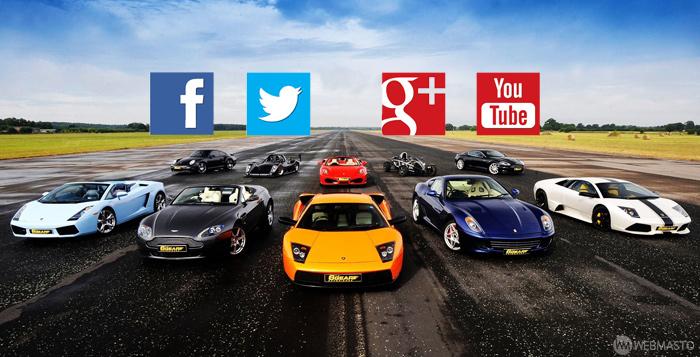 Otomotiv Sektörü Sosyal Medya
