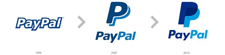 PayPal logoları