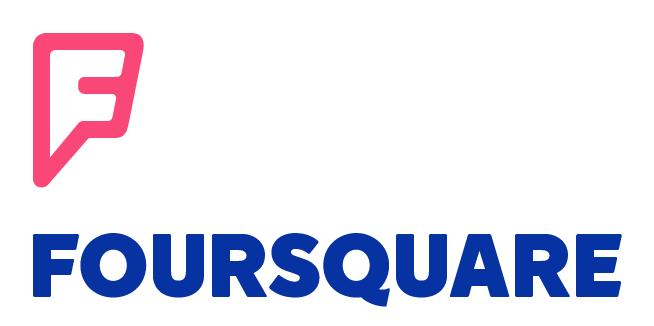 Foursquare yeni logo