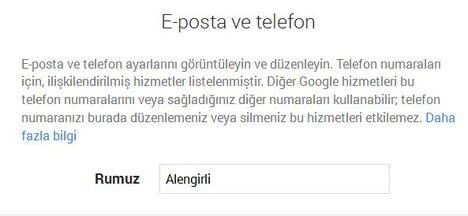 Google+ Rumuz