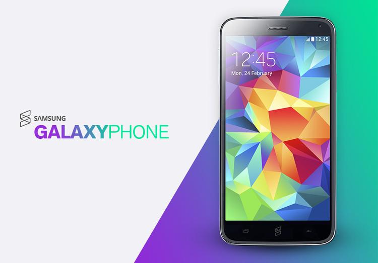 Tam konsept Samsung 1