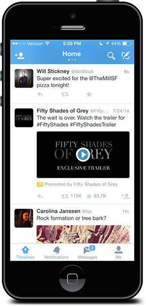 Twitter video reklamlar