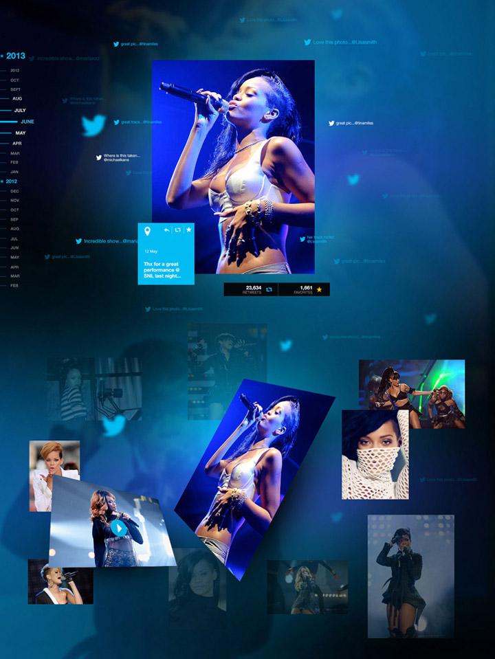 Twitter tasarım konsepti - Fred Nerby