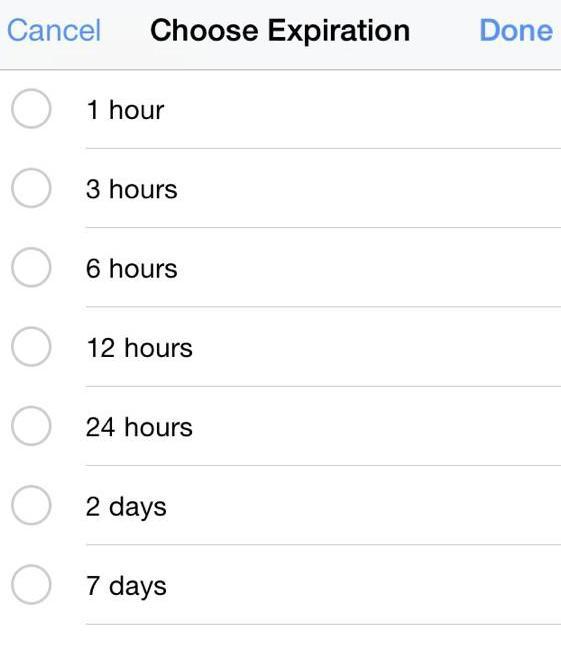 Facebook zamanlama ayarlı gönderi silme özelliği
