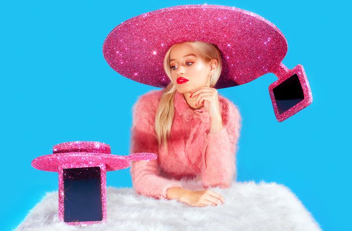 Selfie şapkası