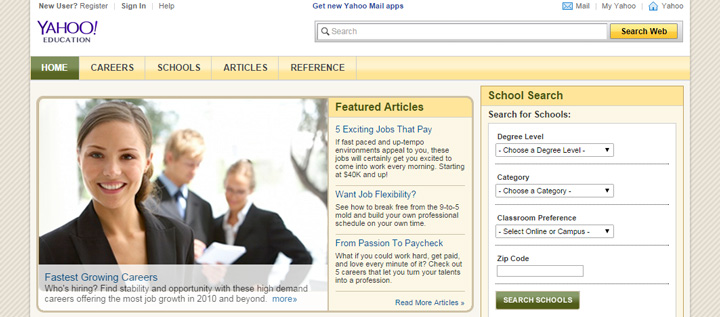 Yahoo Education
