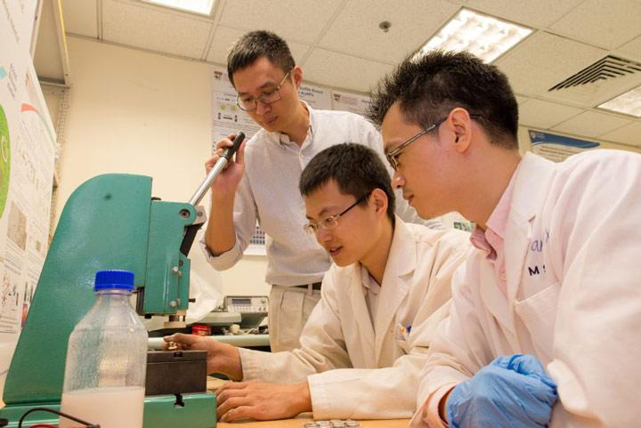 NTU - Araştırma ekibi