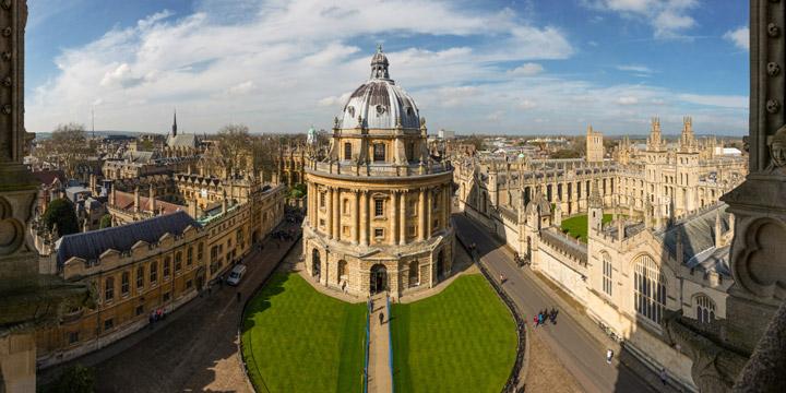 Oxford Üniversitesi (Kaynak: Huffington Post)
