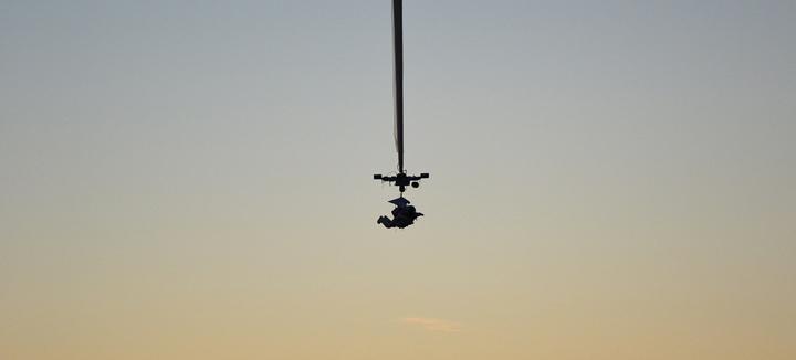 Alan Eustace'nin stratosferden atlayışı