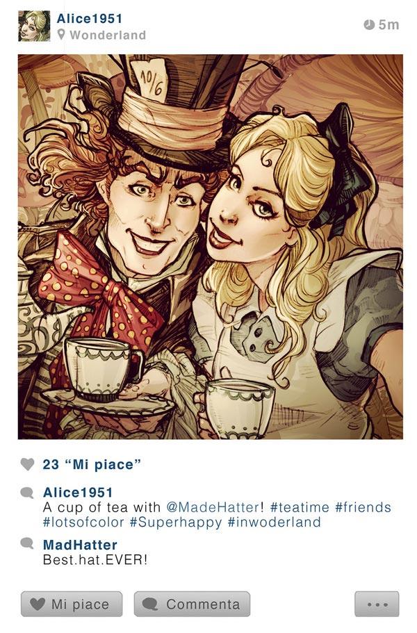 Alice - Instagram