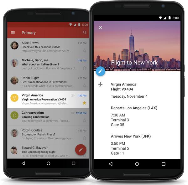 Google Takvim - E-posta bildirimlerinin otomatik olarak eklenmesi