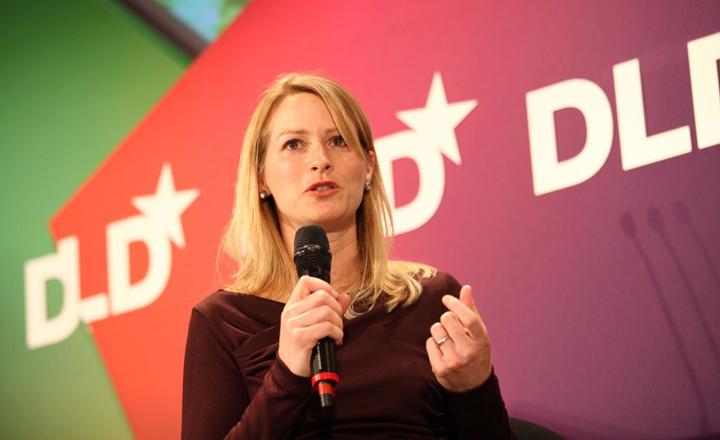 Twitter Global Media Başkan Yardımcısı Katie Jacobs Stanton