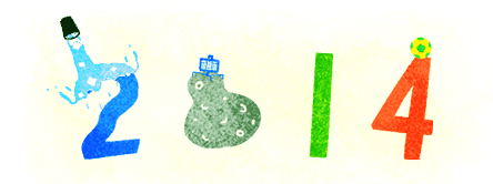 2014'ün trend olan konuları - doodle