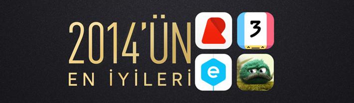 En iyi iOS uygulamaları 2014