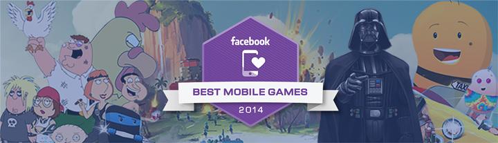2014'ün en iyi mobil oyunları