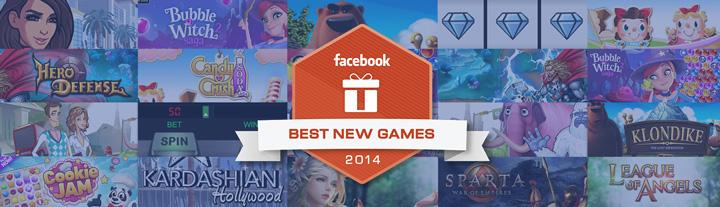 2014'ün en iyi yeni Facebook oyunları