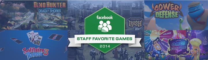 Facebook çalışanlarının favori oyunları