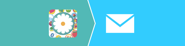 Parrot Flower Power - Email