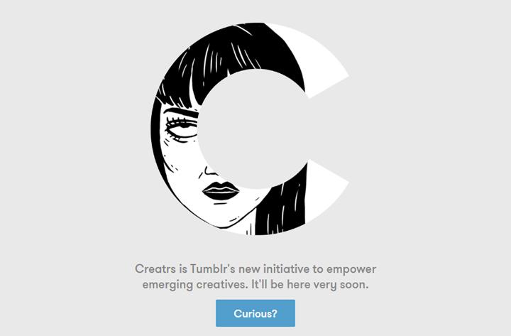 Tumblr Creatrs programı