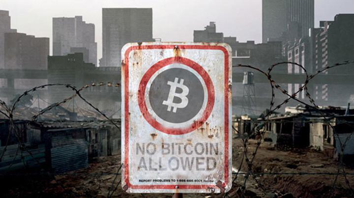 Bitcoin yasağı