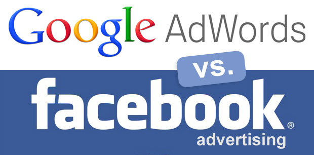 Google Adwords vs Facebook Advertising