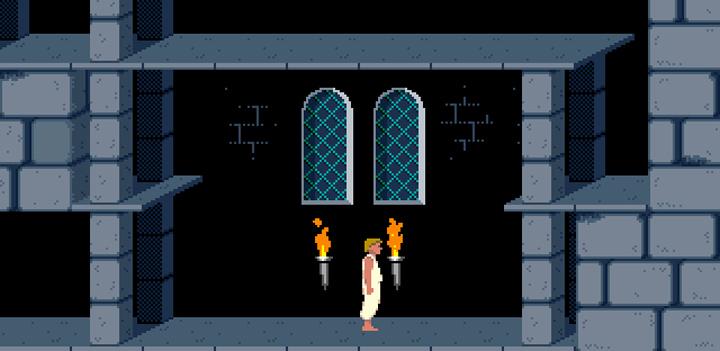 MS-DOS oyunları - Prince of Persia