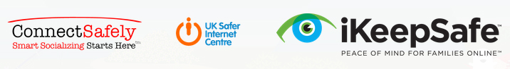 Connect Safely, UK Safet Internet Centre, iKeepSafe