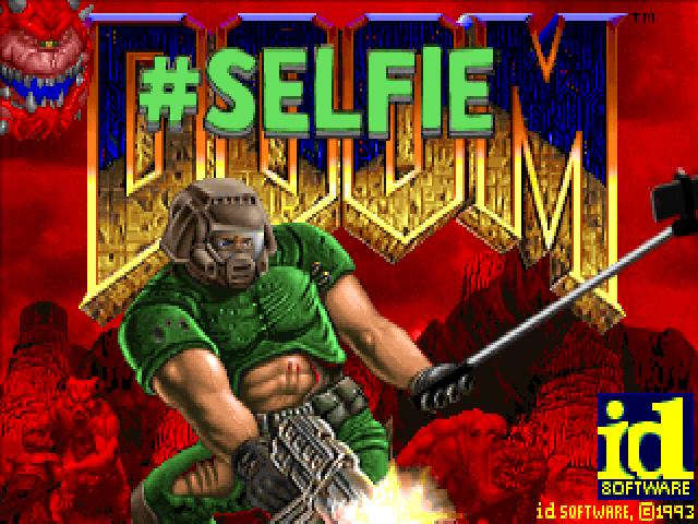 InstaDoom Selfie Çubuğu